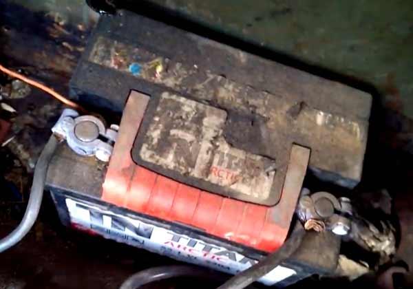 аккумулятор для уаз буханка