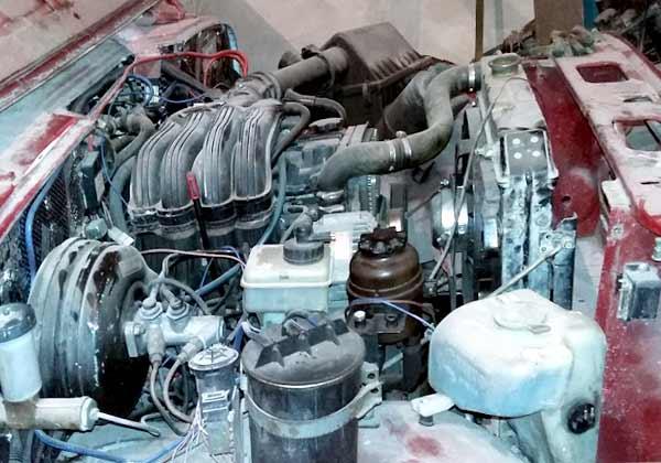 мотор УАЗа