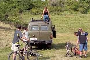 перевозка туристов