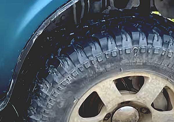 Грязевые шины для внедорожников фото