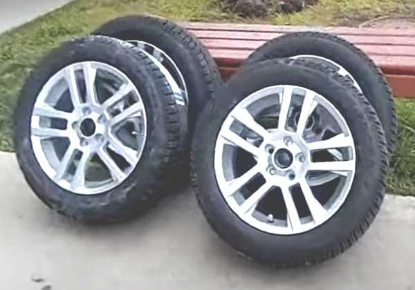 Колесные диски для зимних шин