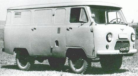 УАЗ-451М