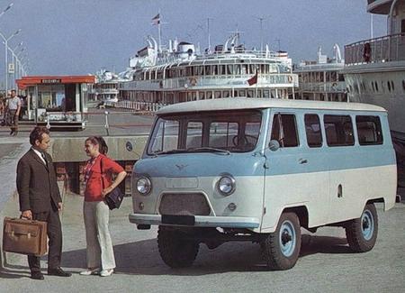 УАЗ 452В